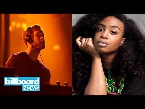 SZA & Calvin Harris Spice Up 'The Weekend' With 'Funk Wav' Remix   Billboard News