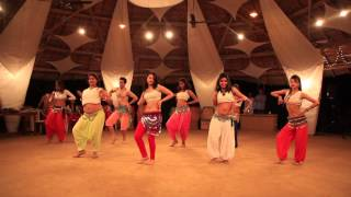 BANJARA SCHOOL OF DANCE/NEON HAFLA/BELLYWOOD BATTLE/IMPROVERS 1/GROUP 1