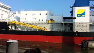 Launch of cutter suction dredger Al bahar