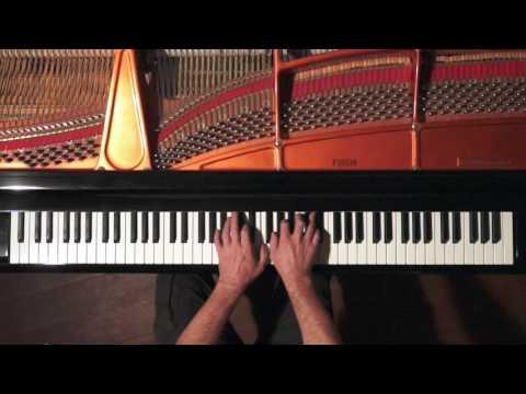 Chopin Mazurka Op.17 No.4 - Paul Barton, FEURICH piano