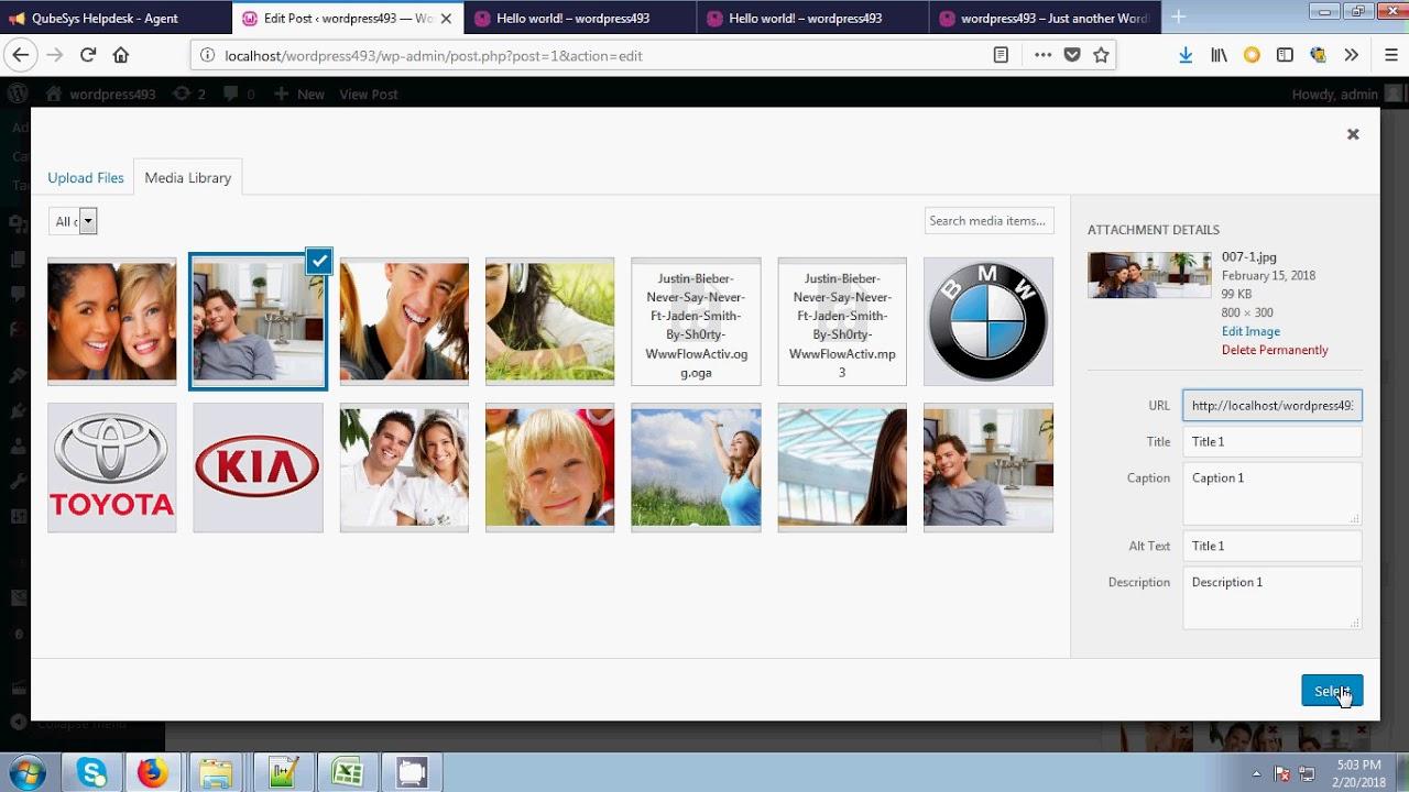 Responsive Simple Thumbnail Slider Wordpress Plugin - Installation Video