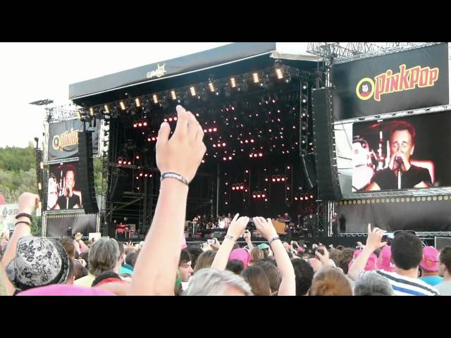 Pinkpop 2012 Landgraaf - Bruce Springsteen: I'm On Fire