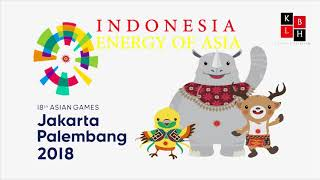 BRIGHT AS THE SUN - ASIAN GAMES 2018 (compilation)