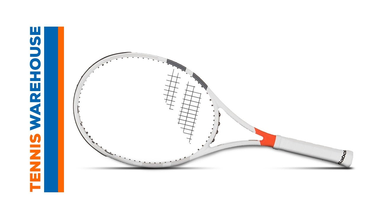 beee6c5f8 Babolat Pure Strike VS Tour Racquet Review - YouTube