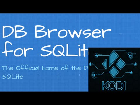 KODI - How To Remove All Watched History And Bookmarks From Kodi