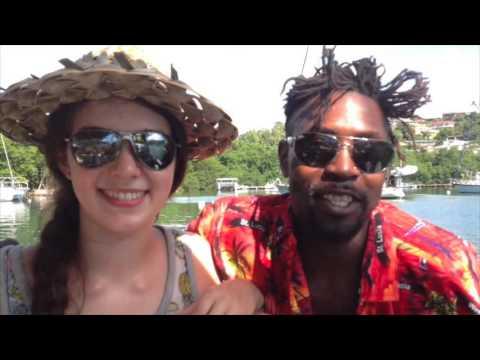 Cruise of Eliana: Antigua to Bocas del Toro, Panama