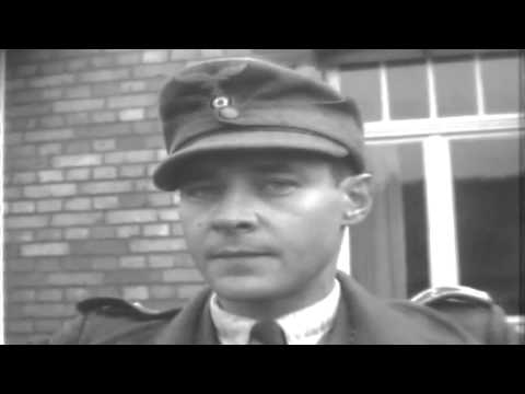 """WW2 104th Infantry Division """"Task Force C,"""" Steuden, Germany, 4/14/1945 (full)"""