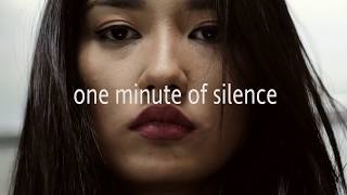 One Minute of Silence