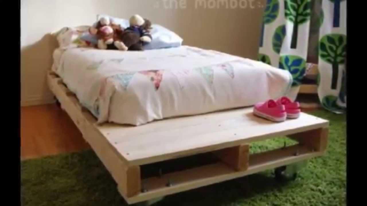 las mejores ideas con palets para tu dormitorio