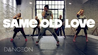 Selena Gomez - Same Old Love | choreography Dance by Andrew Heart