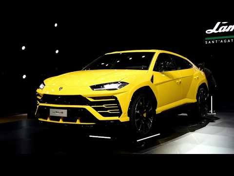 2018 Lamborghini's Urus Interior & Exterior Full Review