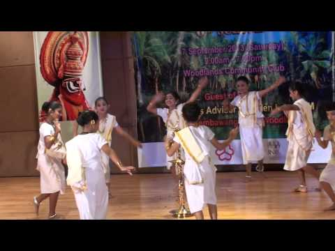 Margamkali by Little Stars from Pononnam 2013