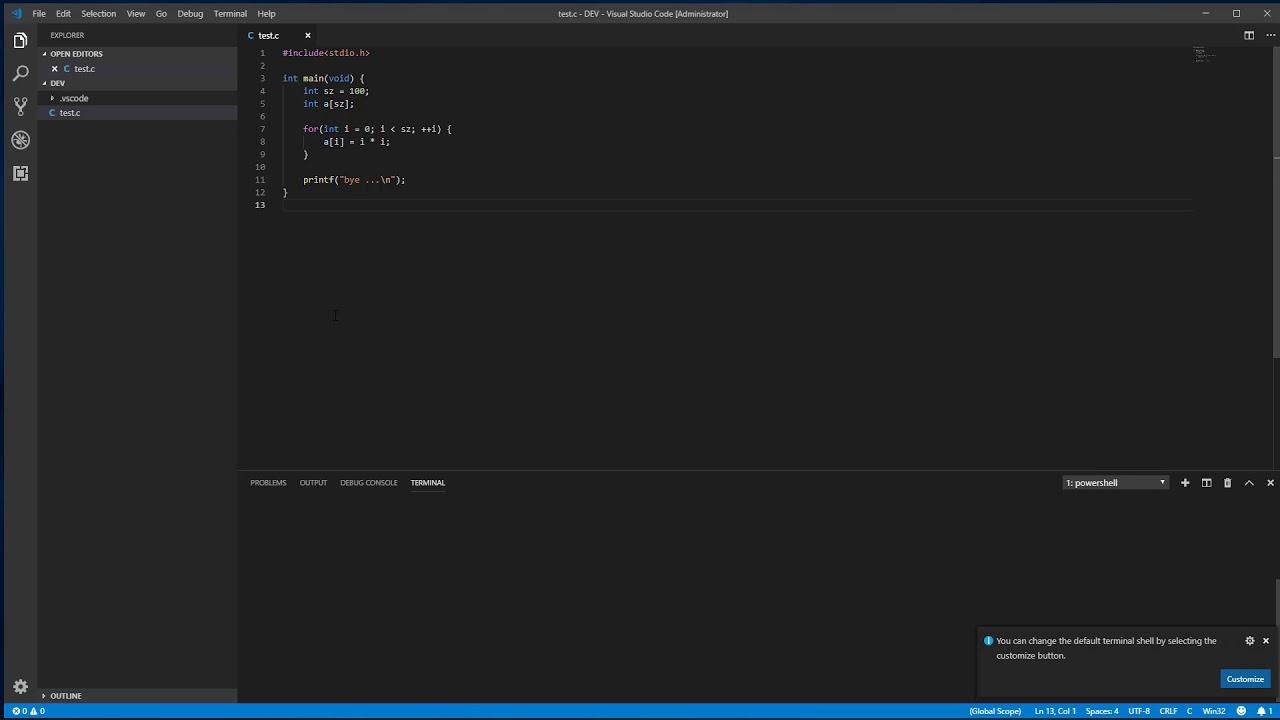 Visual Studio 2019 Vcpkg