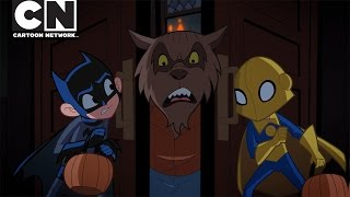 Justice League Action | House of Trickery | Cartoon Network