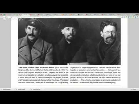 "Aleksandr Solzhenitsyn's ""The Jews in the Soviet Union"" Pt. 2"