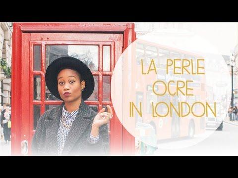 VLOG#1 : La Perle Ocre in London