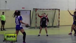 Independiente Campeón de la Asociación de Handball del Valle