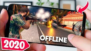 TOP 10 MELHORES jogos OFFLINE para Android/IOS 2020