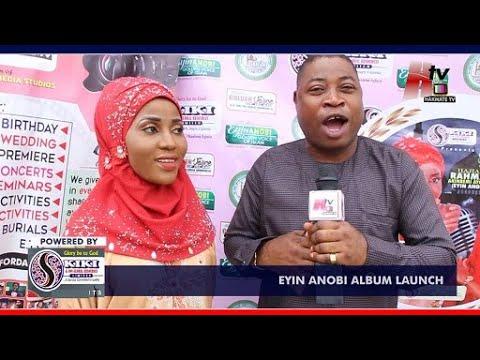 Eyin Anobi Launching Ad
