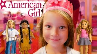 👑 AMERICAN GIRL DOLL BIRTHDAY SURPRISE! 🎉