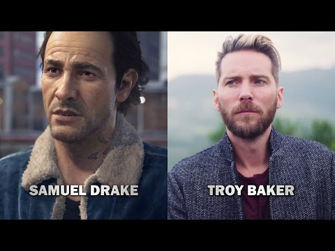 Uncharted 4: A Thief's End  Characters and Voice Actors