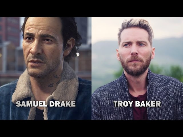 Uncharted 4 A Thief S End Characters And Voice Actors Youtube