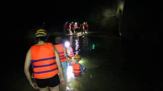 Phong Nha Farmstay, Dark Cave 2 Jan 14 # 1
