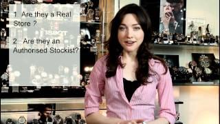 Men's Watches & Buying Men's Watches Online - Official Retailer