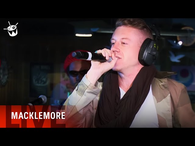 Macklemore & Ryan Lewis - 'Thrift Shop' feat. Wanz (live on triple j)