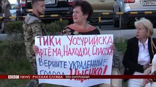 Владимир, Хакасия, Приморье: чудеса на губернаторских выборах