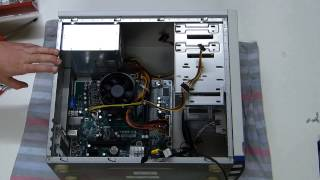 Building a PC [3] - Power Supply and Drives