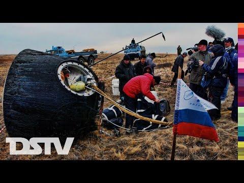 LANDING THE RUSSIAN SOYUZ SPACECRAFT