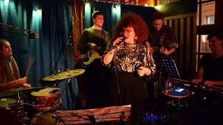 EMILIA - Save Your Love For Me (Jose James Cover LIVE)