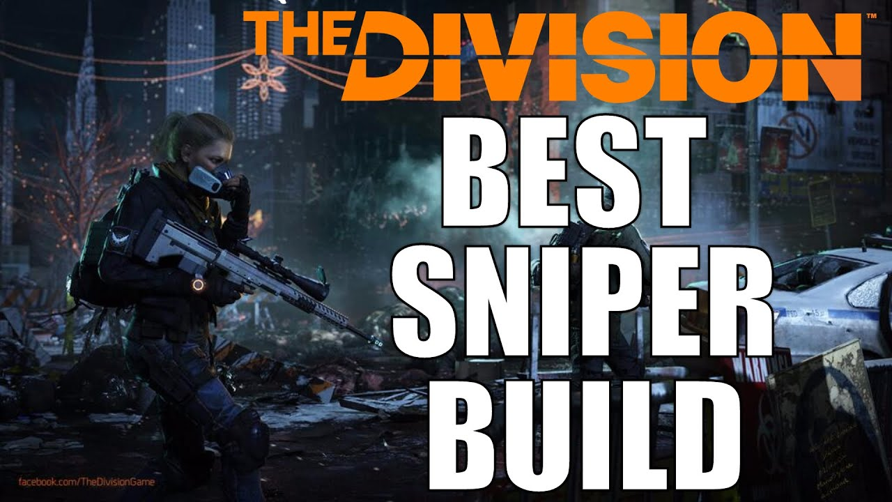 Tom Clancy S Division Builds