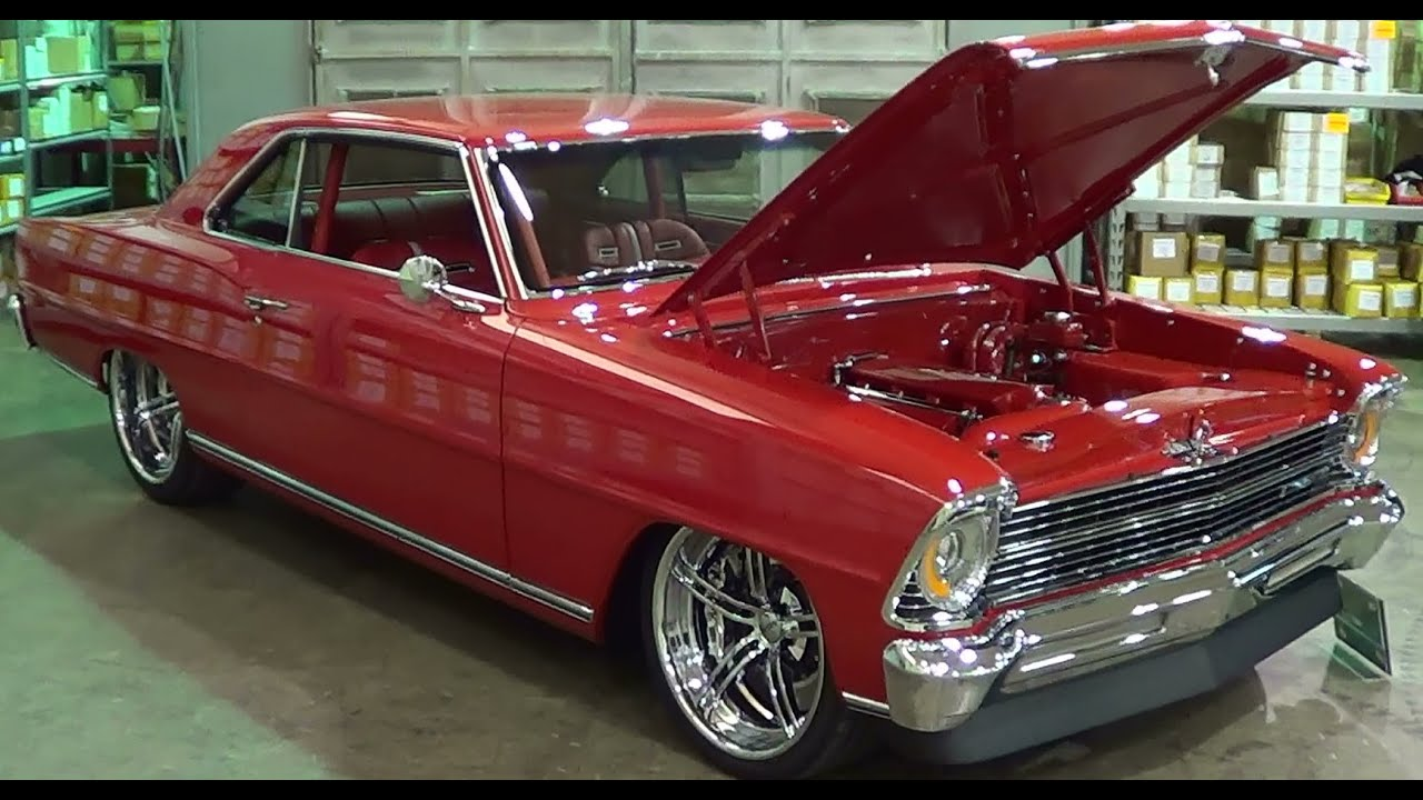 Chevy Ss Interior >> 1967 Nova Street Rod - YouTube