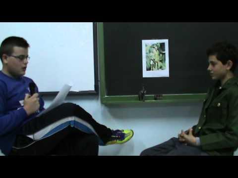 Bilingual section interviews King Juan Carlos I