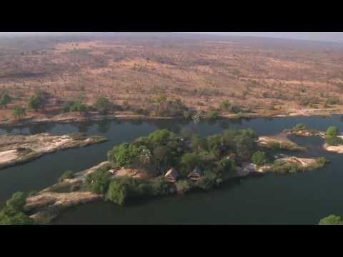 Sindabezi Island Bush Camp, Livingstone, Zambia