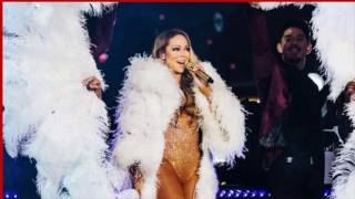 Dick Clark Productions Blasts Mariah Carey's 'Rockin' Eve' |mariah carey new year performance