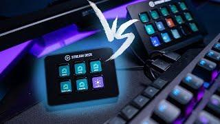 Elgato Streamdeck Mini VS Streamdeck ⚡