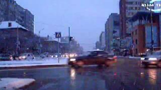 Conducere in mediul urban iarna, partea 2