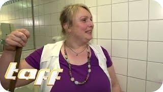 SINGEN auf dem KLO? Die musikalischste Klofrau Deutschlands | taff | ProSieben