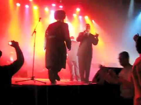 Gabay Concert in Yerushalaim on Chanuka 2008