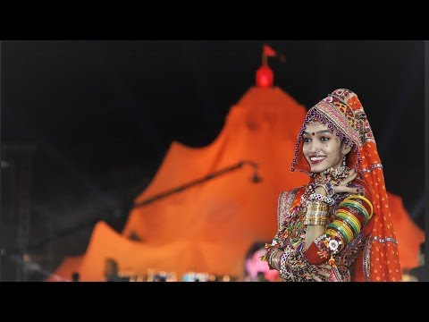 Live Garba Gandhinagar Cultural Forum Navli Navratri 2018- Day 8 Golden Cheers Group