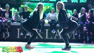Dancehall Challenge 2017 Top 8 Duos Zuzia Baranowska i Marta Wiśniewska