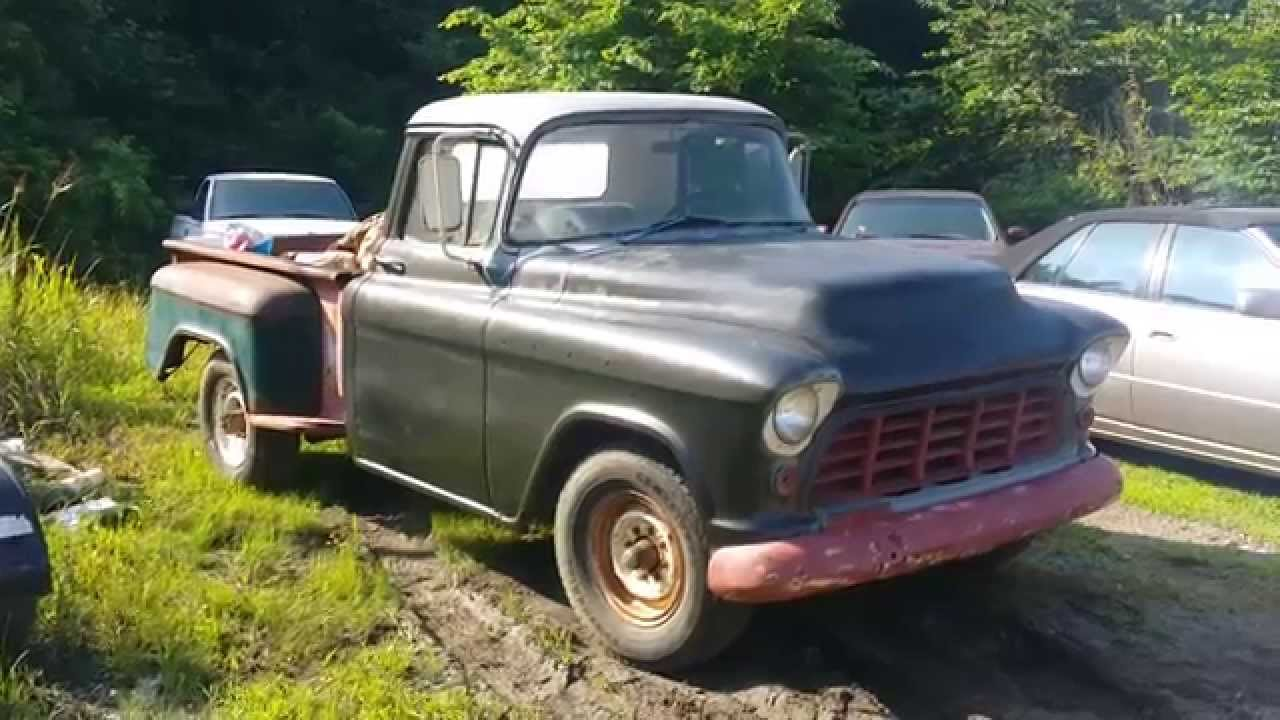 1956 Chevy Apache Truck For Sale Youtube 1957