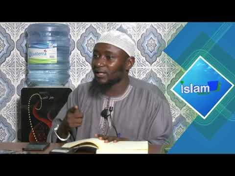 Al quran ak sunna rék parole d'Imam Malik par Oustaz Omar Diallo (HA)