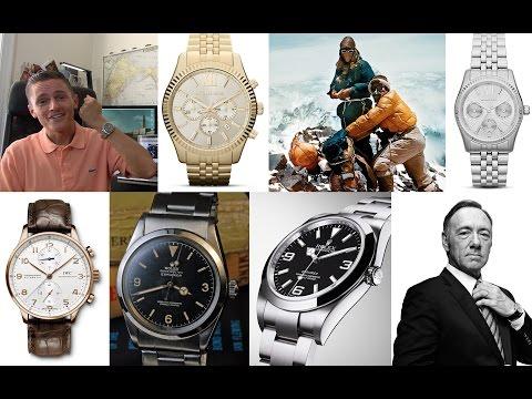 Affordable NON-HOMAGE Alternatives - Rolex Explorer, IWC Portuguese, Micheal Kors Lexington Watches