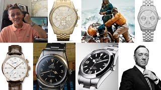 Affordable NON-HOMAGE Alternatives - Rolex Explorer, IWC Portuguese, Micheal Kors Lexington Watches(, 2016-08-28T21:48:14.000Z)