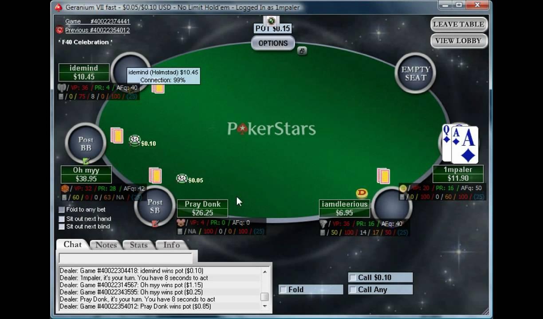 Cash Game Poker Strategie