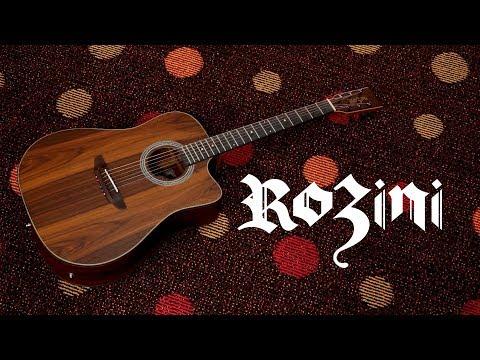 VIOLÃO ROZINI RX 315 (review do instrumento)